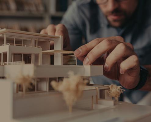 architekt-modell